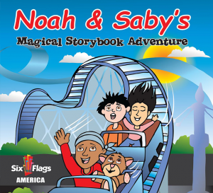 noah and saby frame